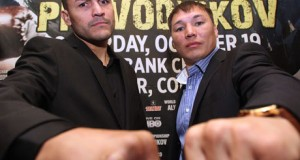 Mike Alvarado vs. Ruslan Provodnikov Has Fight of the Year Written All over It