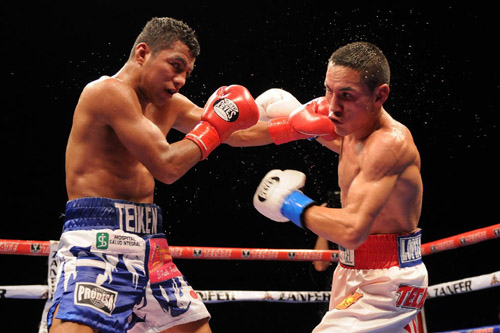 Juan Francisco Estrada Interested In Roman Gonzalez Rematch, Possible Next Year