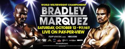 Today: Bradley-Marquez Weigh In To Be Seen Live In Times Square Today