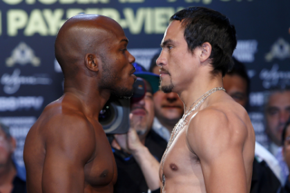 Marquez-Bradley Replay This Saturday