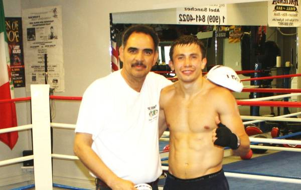 "Golovkin's Trainer: ""If Stevens Comes Out Like Hagler vs. Hearns, He's Getting Knocked Out in 1″"