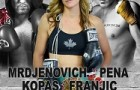 Results From Edmonton: Mrdjenovich Gets First Round KO, Franjic Wins Canadian Super Middleweight Title