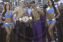 Garcia-Martinez Weigh In Photos