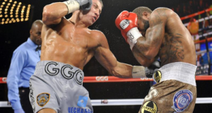 The GGG Train Keeps On Rollin'