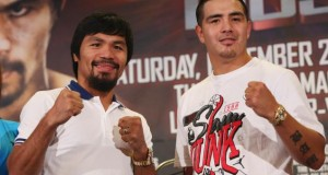 Pacquiao vs. Rios Post Fight