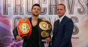 Froch v Groves: Froch to show he is a league above!