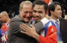 Arum Says 30% of Pacquiao's Purses Were Withheld To Pay The IRS