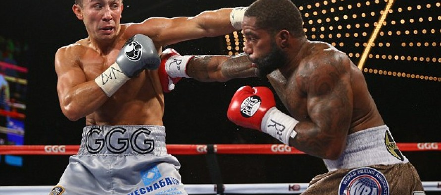 Curtis Stevens Wins In Defeat