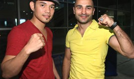 Family Man Donaire Is More Focused and Looks To Repeat History Against Darchinyan