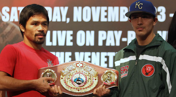 Pacquiao's Chin: Therein Lies The Question