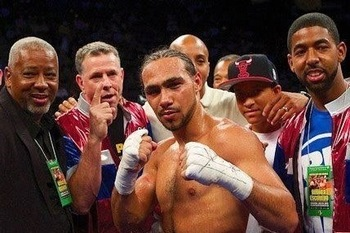 Keith Thurman Feels Beating Karass Will Land Him Title Shot