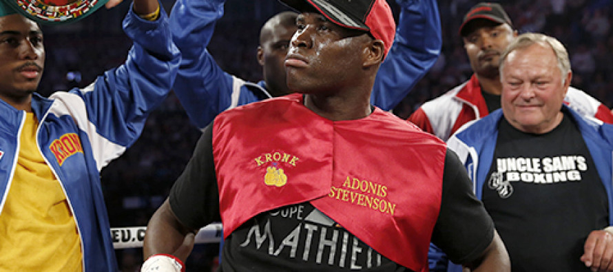 Adonis Stevenson Blasts Bellew in Six Rounds To Retain Title