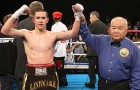 JAVIER MOLINA TAKES ON KENDALL HOLT ON ESPN FRIDAY NIGHT FIGHTS JANUARY 24, 2014