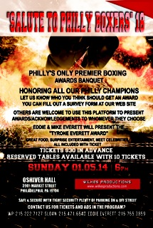 Danny Garcia To Be Honored as Philly Fighter of The Year
