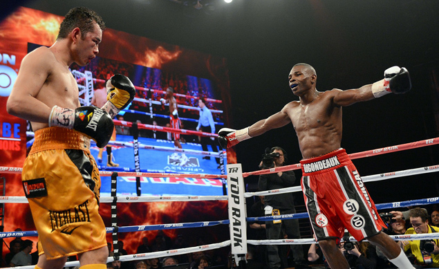 The Return of Rigondeaux, Plus a Junior Middleweight War This Weekend on HBO
