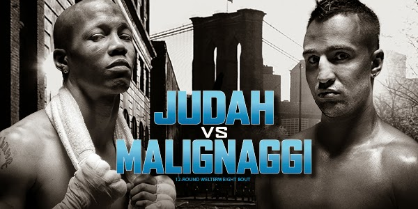 Preview: Judah-Malignaggi, Trout-Lara, Even as You Can Get