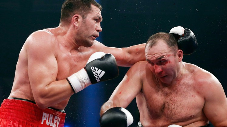 Pulev Takes On Abell