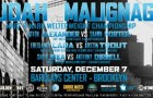 Malignaggi-Judah Full Card Workout Quotes