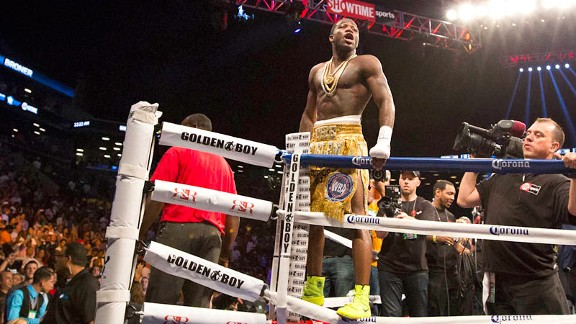 Pay-Per-View or Not, Broner Says He Will Put On A Show Against Maidana
