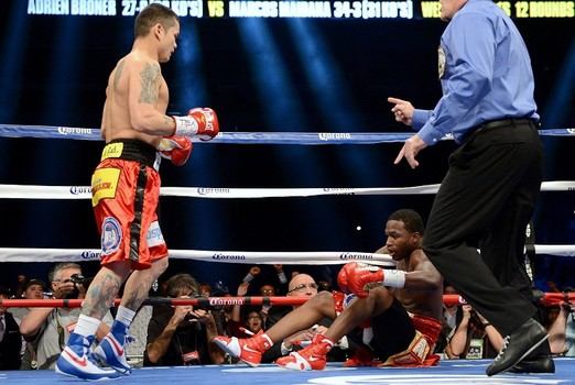 How Will Broner Return?