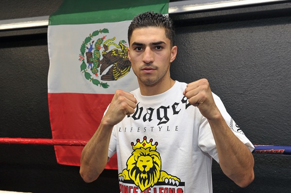 Photos: Josesito Lopez Ready For Ring Return