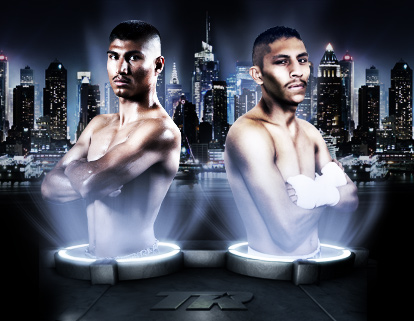 Boxing After Dark Returns Jan 25th with Garcia-Burgos