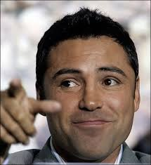 "Oscar De La Hoya: My Boxing Goal For The Year Is To End The ""Cold War"""