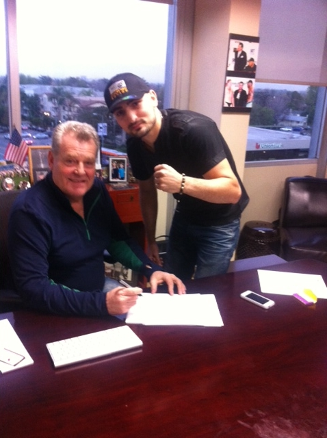 Vanes Martirosyan Inks With Goosen Tutor