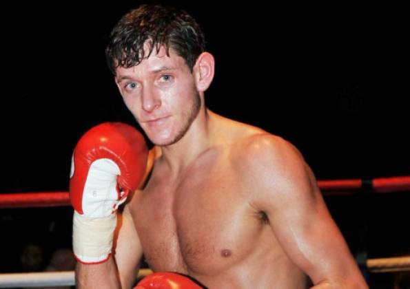 MCDONNELL FACES LEIGH WOOD IN BRITISH TITLE BOUT FEB 22ND