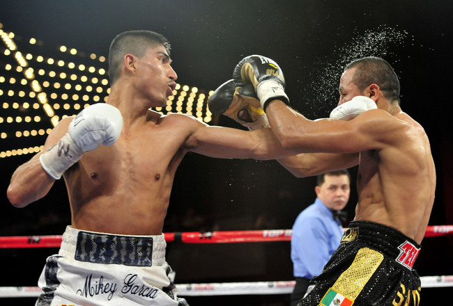 Mikey Garcia Would Like To Make a Stop at Lightweight Before 140 and the Bigger Fights