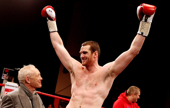 David Price Gets New Opponent in Istvan Ruzsinsky