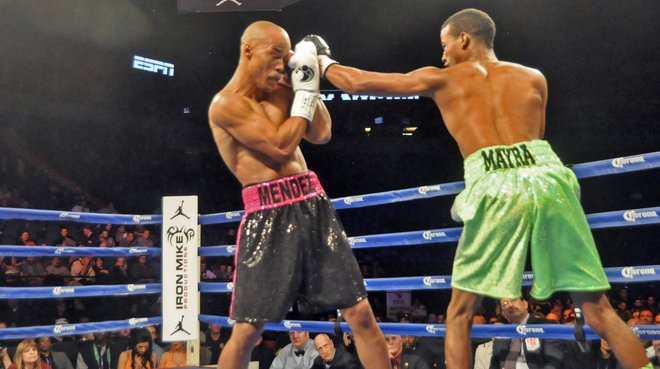 IBF Orders Rematch For Mendez-Barthelemy