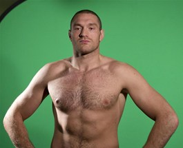 TYSON FURY: 'ALL THE OTHERS ARE JUST PRETENDERS; SHEEP IN WOLVES' CLOTHING. IN ME, THEY'LL MEET A REAL WOLF AND I'LL SHRED THEM ALL TO PIECES!!'