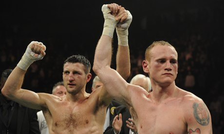 Froch-Groves 2 Set For May 31st