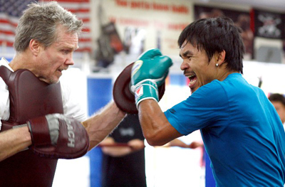 Roach on Pacquiao: 'He Needs to Give the People Knockouts'