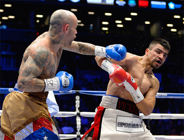 Collazo: I Humbled Ortiz