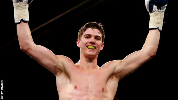 Luke Campbell Feels Like a Marked Man