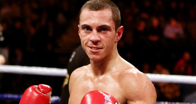 Scott Quigg To Fight Nehomar Cermeno April 19th in Manchester