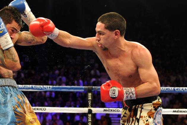 "Danny Garcia ""I'm Not Like All These Other Fighters Who Just Want Floyd For The Payday, I'm Building My Own Legacy"""