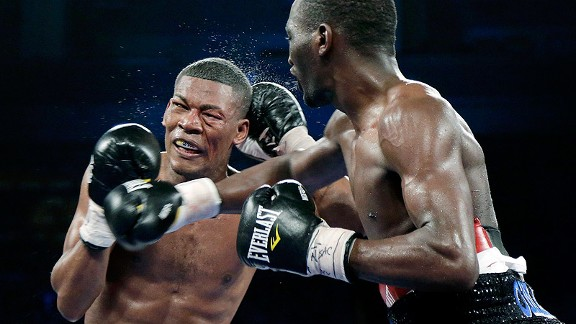 Terrence Crawford Not Fazed By Fighting On The Road