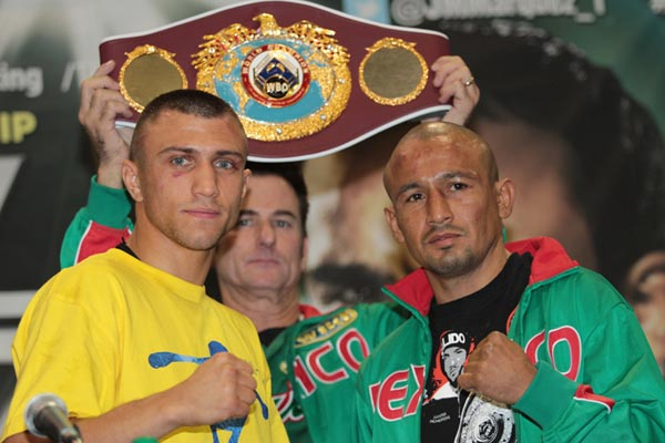 Too Soon For Lomachenko?