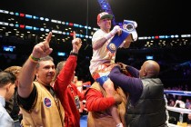 Luis Collazo: 'If I Could Fight Floyd Mayweather at the Barclays it Would Be Insane'