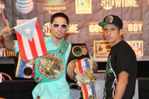 Danny Garcia Is Very Confindent of Victory While Maurico Herrera Claims That's He's Fought Better Guys for Peanuts