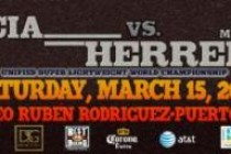 Danny Garcia-Mauricio Herrera Official Weigh in Results