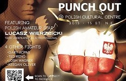 "Polish Prospect Lukasz Wierzbicki Returns On ""Polish Punch Out"" In Calgary On April 12th"