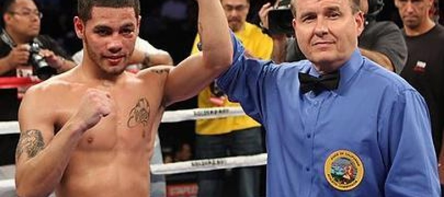 Golden Boy Promotions Returns to Puerto Rico April 28 Featuring Michael Perez vs. Jorge  Romero