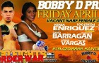 Kenia Enriquez To Face Jolene Blackshear For NABF Jr. Flyweight Women's Title On April 4th In San Diego