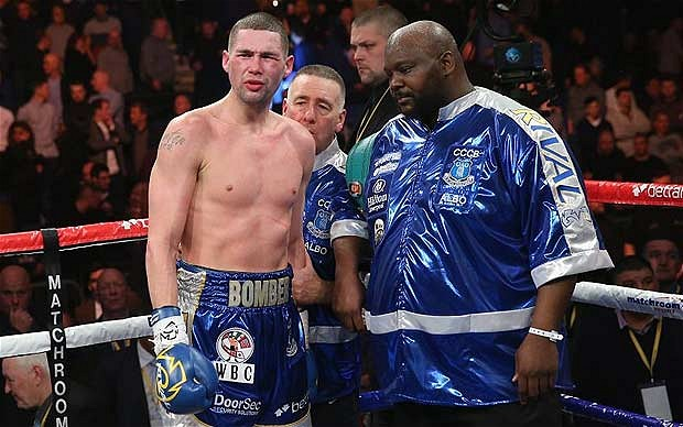 Bellew Ready For Cruierweight, Kell Brook To Fight Robles