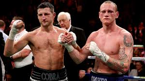 Froch v Groves 2 as Big as British Boxing Gets