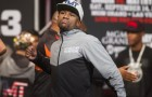 Mayweather Shows Respect to Team Maidana, Tells Other Fighters (Khan) They Have To Earn The Fight